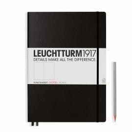 Leuchtturm 1917 Notebook Master Classic A5 Dotted