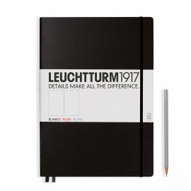 Leuchtturm 1917 Notebook Master Classic Lined