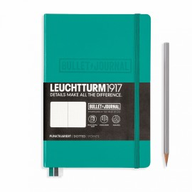 Leuchtturm 1917 Notebook Bullet Journal A5 Dotted