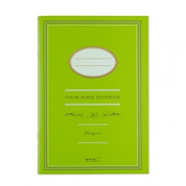 Notatnik Midori Color Paper Notebook