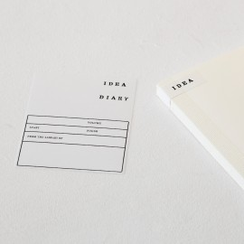 MD Paper Notebook F2 (blank)