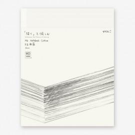 Notatnik MD Paper Cotton (gładki) F2
