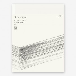 MD Paper Cotton Notebook F3 (blank)