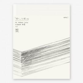 Notatnik MD Paper Cotton (gładki) F3
