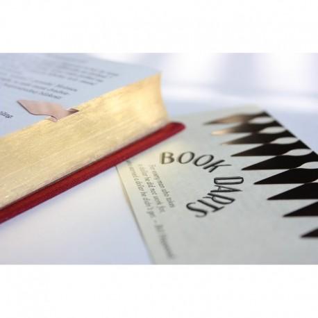 Book Darts - 12 pieces