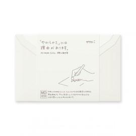 MD Paper Envelopes 114x180 mm