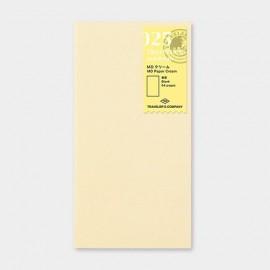Wkład do Traveler's Notebook 025: Notes MD Paper kremowy