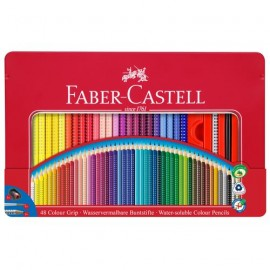 Faber-Castell Colour Grip 48 pieces