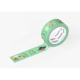 Taśma ICONIC Masking Tape Avocado