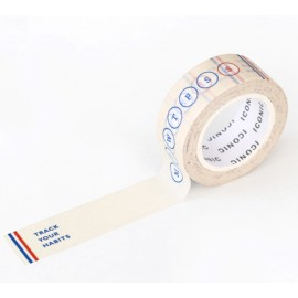 ICONIC Masking Tape Goal Tracker