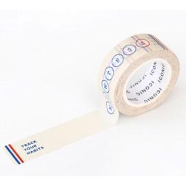 Taśma ICONIC Masking Tape Goal Tracker