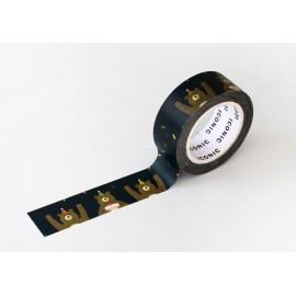 Taśma ICONIC Masking Tape Congratulations