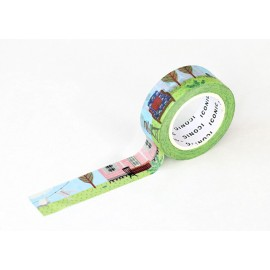 Taśma ICONIC Masking Tape Breeze