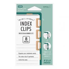 Midori Index Clips