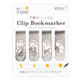 Zakładki Midori Clip Bookmarker