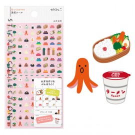 Stickers Midori Seal Collection