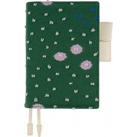 Kalendarz Hobonichi Techo Planner 2020 Makino Collection Dark Green