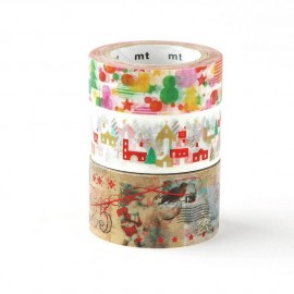MT Tape Christmas Set 2019 B