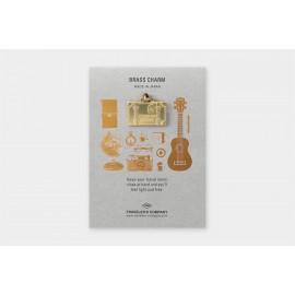 Travel Tools Collection Przywieszka Brass Charm Edycja Limitowana
