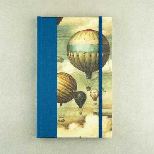 Notatnik Bomo Art Half Fabric Bound Journal