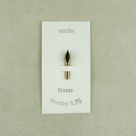 Satlówka do kaligrafii Brause Steno