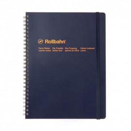 Delfonics Rollbahn Notebook A4