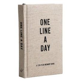 Pamiętnik One Line a Day