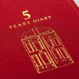 Midori Pamiętnik 5 Years Diary