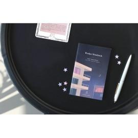 Notatnik ICONIC Pocket Notebook Gładki