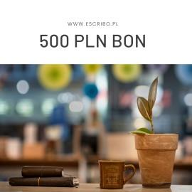 Voucher 500 pln