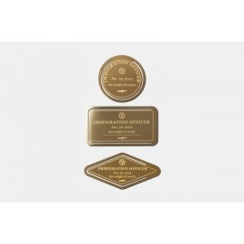 Brass Bookmarks ystudio CLASSIC