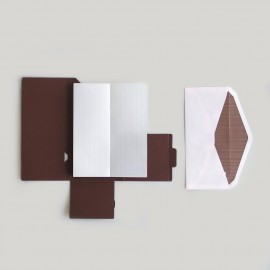 Papeteria Craft Design Technology Jabara Letter Set Czerwony