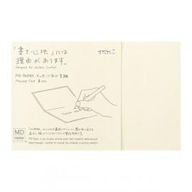 Kartki MD Paper Message Card