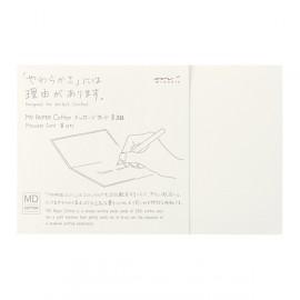 Kartki MD Paper Message Card Cotton