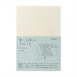 MD Sticky Memo Pad A6 (Grid)