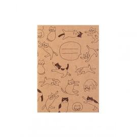 Midori Craft Notebook A6 Grid