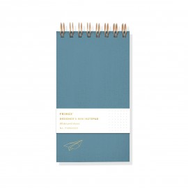 Notes Fringe Designer's Mini Notepad Kropki