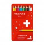 Kredki Swisscolor Aquarelle 12 sztuk