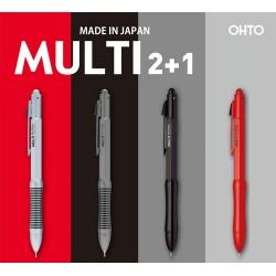 OHTO Multi Ballpoint pen  2+1