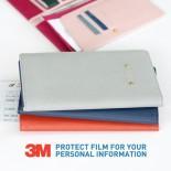 ICONIC Anti Skimming Passport Wallet