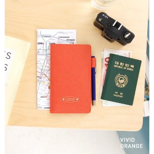 Etui na paszport ICONIC Anti Skimming Passport Wallet