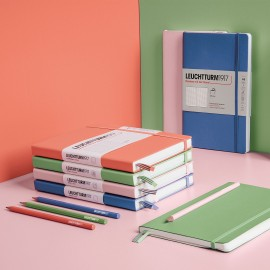 Leuchtturm 1917 Notebook Muted Colours A5 Dotted