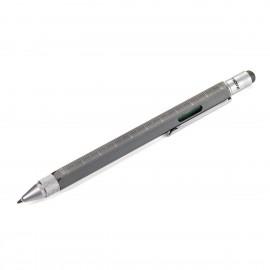 Długopis Troika Construction Metallic Antracyt