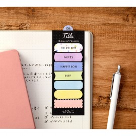 Midori Sticky Notes Journal Weekly
