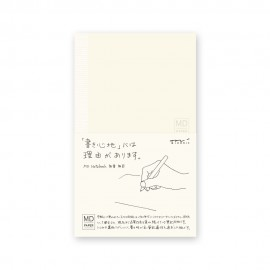 MD Paper Notebook (plain) Slim