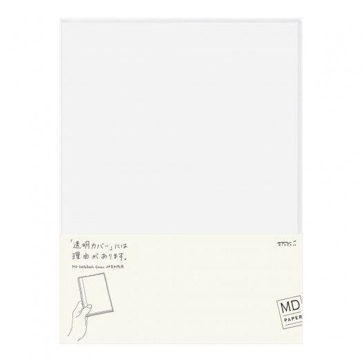 Clear Cover - MD Notebooks