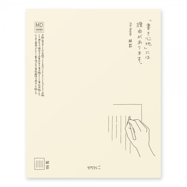 MD Paper Papier listowy (poziomy)