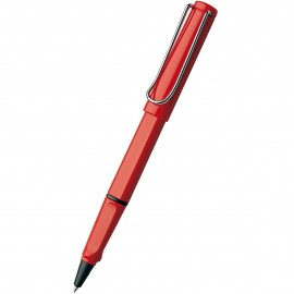Lamy Safari Rollerball Pen Red