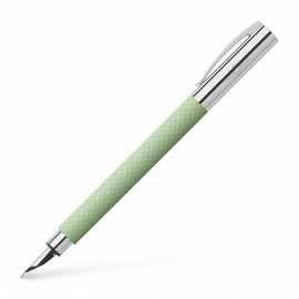 Faber-Castell Ambition OpArt Mint Green Fountain Pen