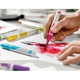 Zestaw brush penów Talens Ecoline 15 sztuk
